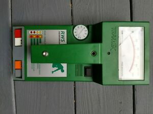 Tramex Rws Moisture Meter Roof And Wall Scanner