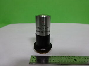 Microscope Part Zeiss Germany Polmi Objective 63x Pol Optics As Is aq 04