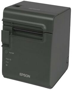 Epson Tm l90 Receipt Label Printer ethernet With Power Supply