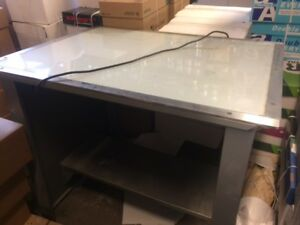 Nuarc 43 X 33 Light Table Professional Architect Artist 38 Tall