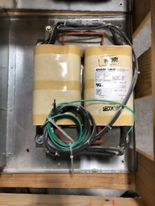 Dongan Isolation Power Distribution Panel Transformer Cat 21 0504l New