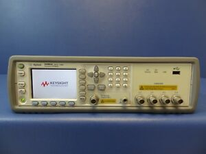 Agilent E4980a 20 Hz To 2 Mhz With 4 digit Resolution Precision Lcr Meter W opt