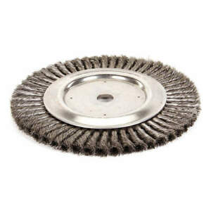 Weiler Twist Wire Wheel Brush arbor 10 In 90862