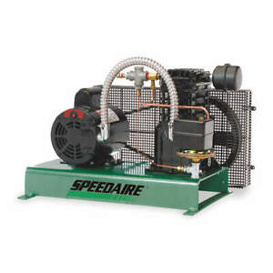 Speedaire Electric Air Compressor 2 Hp 4b242