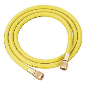 Yellow Jacket Charging vacuum Hose low Loss 60 In yel 29060 Yellow