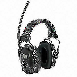 Honeywell Howard Leight Electronic Ear Muff 25db over the head 1030333