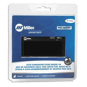 Miller Electric Welding Lens 2 X 4 In 8 auto darkening 770660