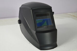 Auto Darkening Welding Helment Hood Solar Powered Grinding Welder View Lens Mask