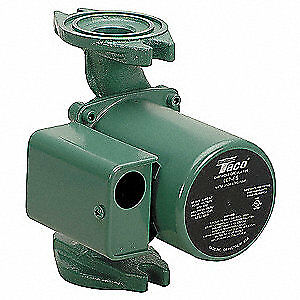 Taco Hydronic Circulating Pump 1 25hp flanged 007 f5 7ifc