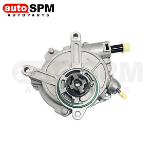 New Brake Vacuum Pump For 06 12 Benz W203 W211 300 350 Series V6 3 0l 3 5l Dohc