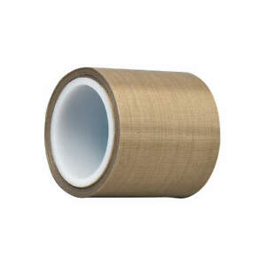 3m Ptfe Impregnated Fiberglass Cloth Tape 3 In X 5 Yd 5 6 Mil brown 5451 Brown