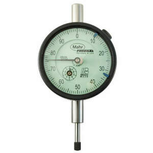Mahr federal Inc Dial Indicator 0 To 0 500 In 0 100 2014699