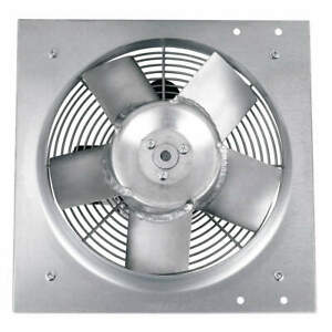 Dayton Exhaust Fan 12 In 1286 Cfm 10d963
