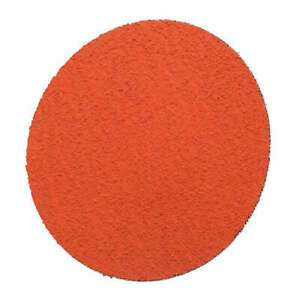 3m Psa Sanding Disc cer cloth 12in 50g pk10 60600103901 Red