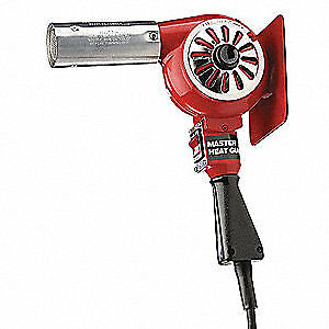 Master Appliance Heat Guns 200 To 300f 23 0 Cfm Hg 202a