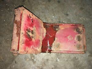 Farmall C Super C 200 230 Seat Flip Bracket