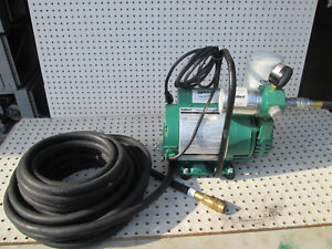 Bullard Edp10 Free air Pump For 1 2 Respirators 115 V 1 2 Users 2446 52