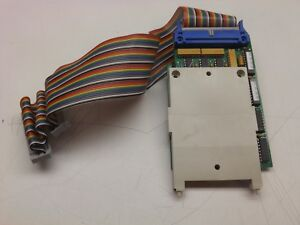 Hp Agilent 08590 60396 Memory Assembly With Cable 8590xe Spectrum Analyzer