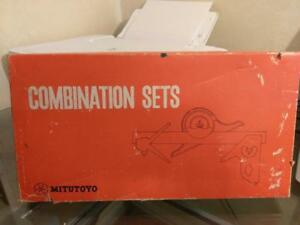 Japan Made Mitutoyo 12 Inch Combination Square Set machinist Welding