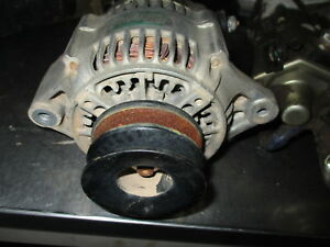 105 2814 Cat Alternator Mitsubishsi B C Model Skid Steer 1052814 287b 277b