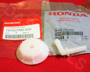 Genuine Honda Radiator Coolant Overflow Recovery Tank Cap Joint Spout Pa0 Pm5