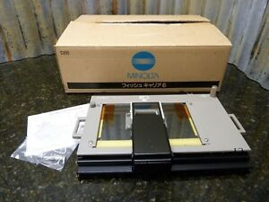Brand New Old Stock Nos Minolta Microfiche Tray Fc 6 Fast Free Shipping Included