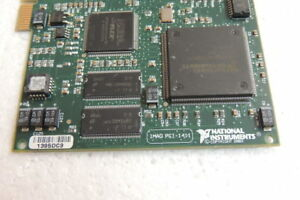 1pc Used National Instruments Imaq Ni Pci 1411 Card Image Acquisition Module