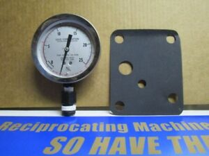 Dake Gauge For 25h Press Part 71265 Price 132 00 Fob Clemmons Nc