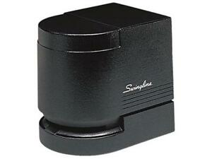 Swingline 50201 Desktop Cartridge Electric Stapler 25 sheet Capacity Black