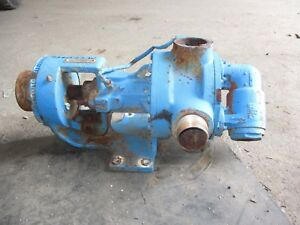 Viking K4124a Iron Pump 726152jw Sn 12674598 Ports 2 Thread Used