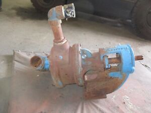 Viking L124a Iron Pump 726227jw Sn 11442322 Relief Valve Is Broke Used