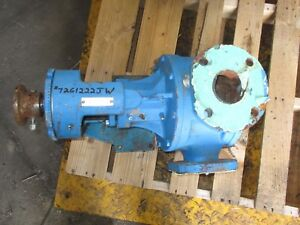 Viking Lv3900 Iron Pump 7261222jw Sn 1002066 Port 3 Used
