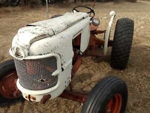 310 Case Tractor Triple Range 3 Pt Pto Hand Clutch No Reserve
