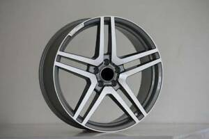 20 Amg Style Rims Wheels Fits Mercedes Benz W220 W221 S Class S430 S500 S550