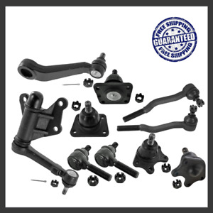 Replacement Front Steering Linkage Pitman Idler Arm For 90 95 4wd Toyota 4runner
