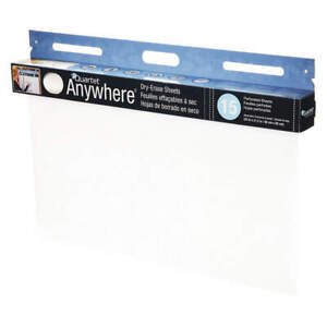 Quartet 85563 Dry Erase Sheet 24 In W