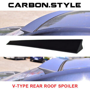 2013 2015 Painted V type Roof Spoiler Wing For Hyundai Genesis 2d Coupe