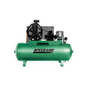 Speedaire Elec Air Compressor 2 Stage 5hp 16 6cfm 35wc41