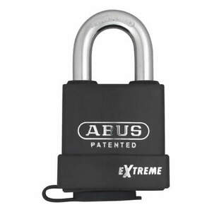 Abus Padlock For Interchangeable Core 2 1 2 w 83wp ic 63