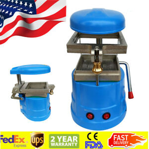 Warranty Dental Vacuum Forming Molding Machine Former Thermoforming Equipment A