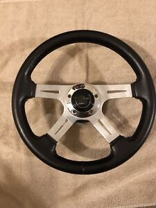 Grant Steering Wheel With Adapter For 83 Mustang