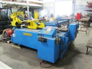 Wallace Coast Model 1004 4 Hydraulic Pipe tube Bender