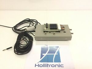 Tektronix Ada400a Differential Preamplifier As Is