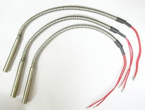 Kingsley Cylindrical Heating Element M60 M75 M101 Hot Stamp Foil Stamping
