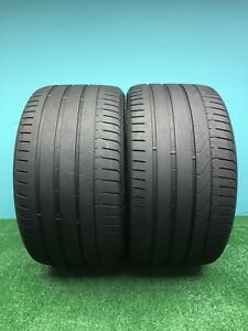 2 Great Used Pirelli Pzero 295 30zr20 295 30 20 2953020 70 Life