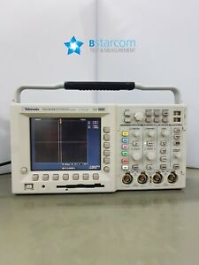 Tektronix Tds3054b Digital Oscilloscope 500mhz 4channels Good Condition