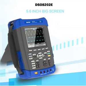 Hantek Dso8202e Digital Oscilloscope Lcd 5 In 1 Usb Pc Recorder 2channels 150mhz