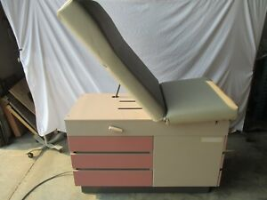 Examination Exam Room Table Obgyn Ritter By Midmark 104 100 037 Pre Owned