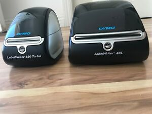 Dymo Labelwriter 4xl Thermal 4x6 Printer And Dymo 450 Turbo