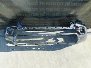 2016 2017 Toyota Tacoma Front Bumper Cover Oem Used